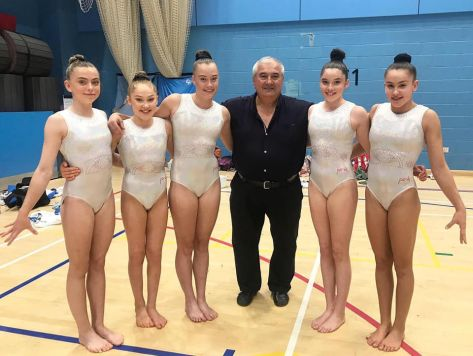 Adrian Stan British Team Championships 2019