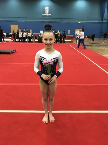 British Gymnastics Compulsory Levels