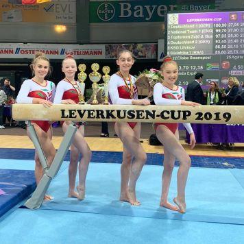 Leverkusen Cup 2019 Results