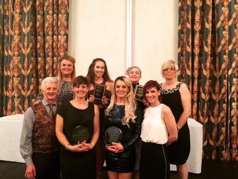 North of England Gymnastics Awards
