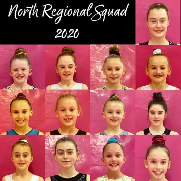 North Regional Squad 2020