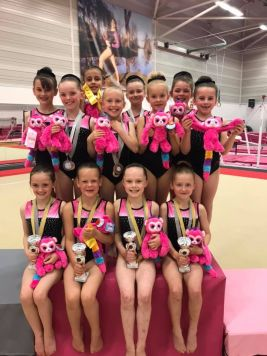 Pink Events Voluntary 2 Piece Championships