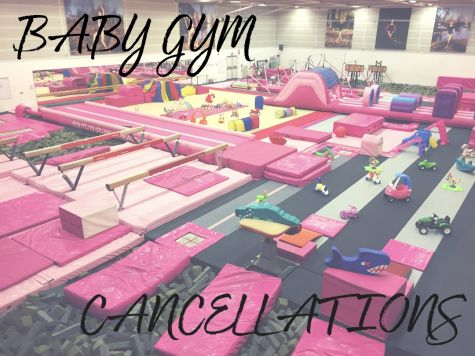 Baby Gym Cancellations