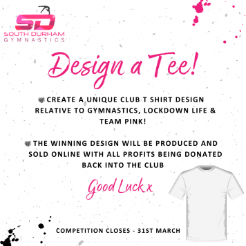 Design a T-Shirt Competition!