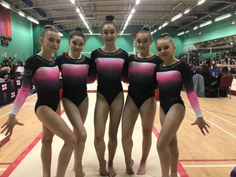 English Championships 2019