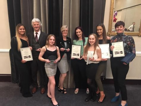 North Gymnastics Annual Awards 2019