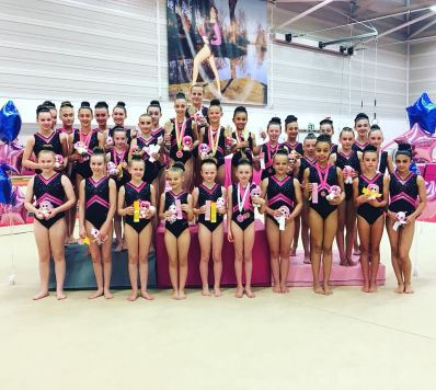 Pink Events 2 Piece Championships 2018
