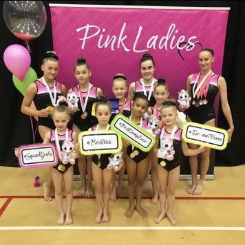 Pink Ladies 2019