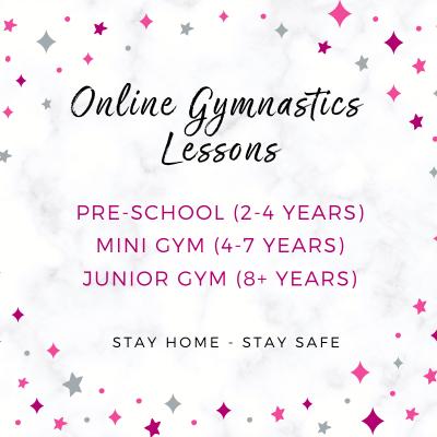 Online Gymnastics Lessons