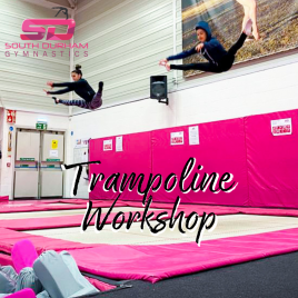 Advanced Trampoline Workshops  - New Dates Added