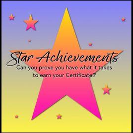 Star Achievements - Gymnastics and Trampoline